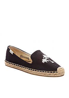 SOLUDOS Embroidered Flat