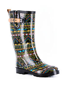 CHOOKA Mystic Tribal Rain Boot