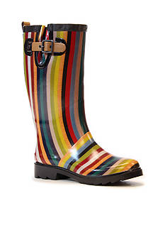CHOOKA Inlaid Stripe Rainboot