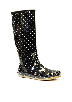 CHOOKA Classic Dot Packable Rain Boot