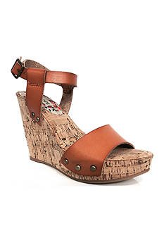 Groove Footwear Adrianna Cork Wedge
