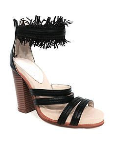 Groove Footwear Ali Fringe High Heel Sandal