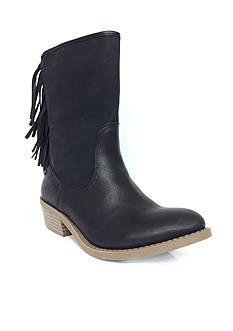 Groove Footwear Wilde Fringe Boot