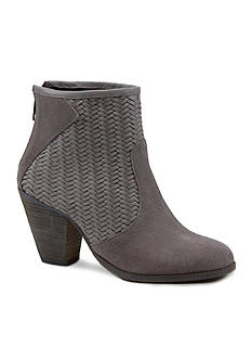 Diba True Cheer Leather Bootie