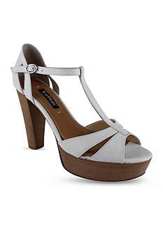 Kay Unger New York Garliste T-Strap Sandal