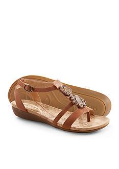 Acorn Samoset Ankle Wedge Sandal