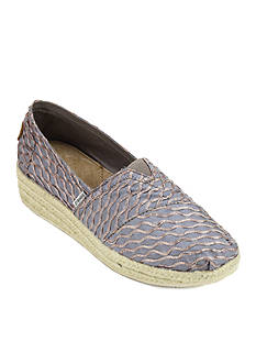 Joy & Mario Crescent Bay Wedge Espadrille