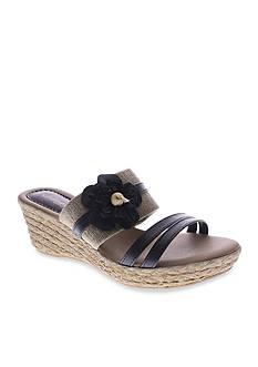 Azura Aketi Wedge Slide Sandal