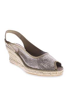 Azura Boltz Wedge Sandal