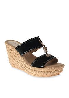 Azura Harvard Wedge Slide Sandal