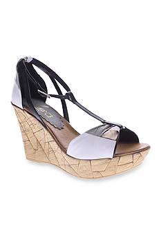 Azura Immix Wedge Sandal