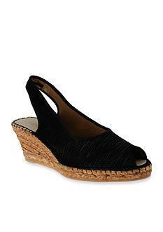 Azura Jeanette Wedge Sandal