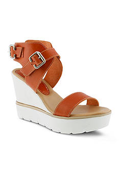 Azura Leticia Wedge Sandal
