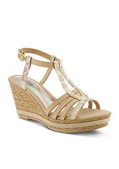 Azura Midsummer Wedge Sandal