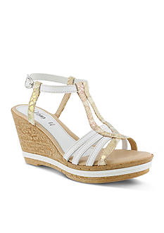 Azura Midsummer Wedge Sandal