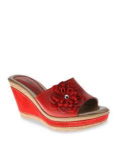 Azura Narcisse Wedge Slide Sandal