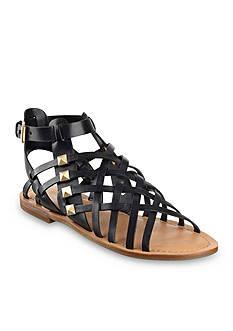 Marc Fisher Fiorela Flat gladiator sandal