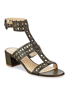 Marc Fisher Jullep Studded Block Heel Sandal