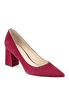 Marc Fisher LTD Zala Chunky Heel Pump
