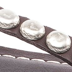 Bernardo Shoes: Chocolate Bernardo Mojo Sandal
