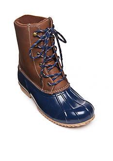 Sugar Squall Rain Duck Boot