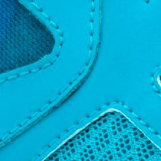 Under Armour: Blue/Pink Under Armour Thrill Running Shoe