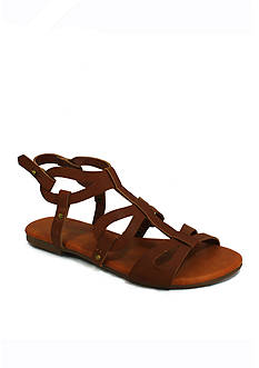 C. Label Darby Sandals