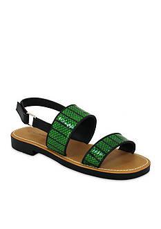 C. Label Daria7 Sandals