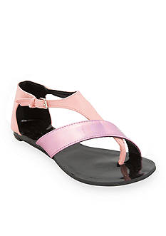 C. Label Flatty2 Sandal