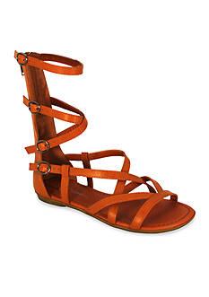 C. Label Mid-Calf Hercules Sandal
