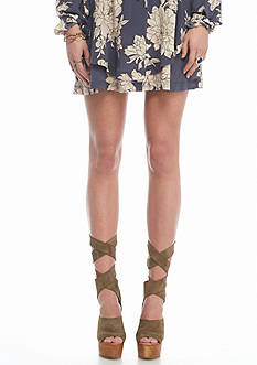 Free People Touch The Sky Wrap Sandal