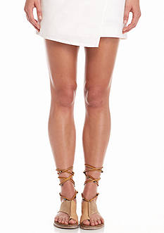 Free People Leigh High Footbed Sandals
