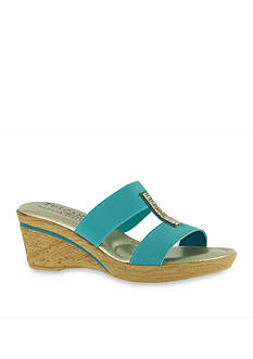 TUSCANY by easy street Napoli Wedge Sandal