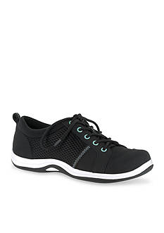Easy Street Shoes Buffy Athleisure Tie Sneakers