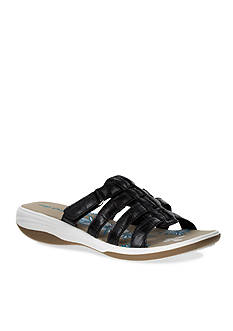Easy Street Shoes Labelle Comfort Slides