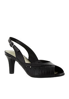 Easy Street Shoes Mimi Peep Toe Pump