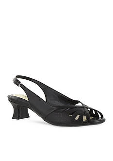 Easy Street Shoes Ilana Peep Toe Pumps
