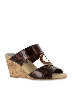 Easy Street Shoes Ever Wedge Sandals
