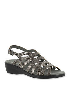 Easy Street Shoes Curly Sandals