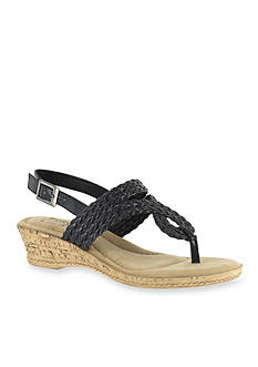 TUSCANY by easy street Martina Wedge Sandal