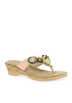 TUSCANY by easy street Urbino Wedge Sandal