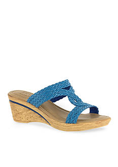 TUSCANY by easy street Loano Wedge Sandal
