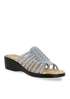 Easy Street Shoes Jana Wedge Sandal
