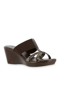 TUSCANY by easy street Ascea Wedge Sandal
