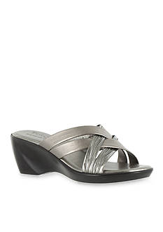 TUSCANY by easy street Ceccano Wedge Sandal