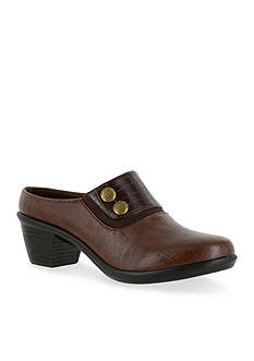 Easy Street Shoes Baton Comfort Mules