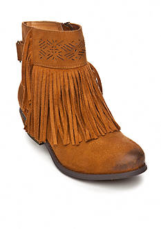 not rated Captain Country Fringe Bootie