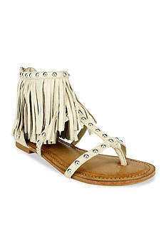 not rated Xenia Stud Fringe Sandal