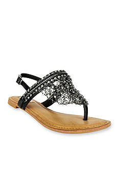 not rated Jewels Hooded Sandal