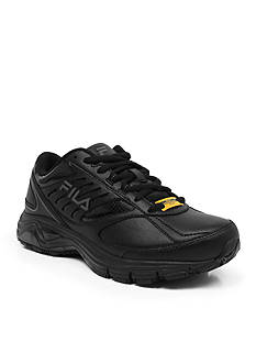 FILA USA Memory Flux Slip-Resistant Work Shoes